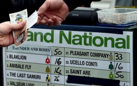 Punters are wasting £16m on Grand National bets: here's how to avoid squandering cash this weekend