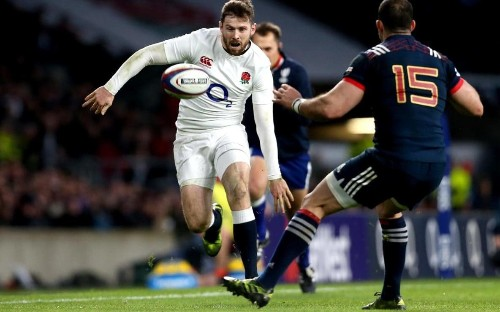 England's jack of all trades Elliot Daly has what it takes to reach world-class status