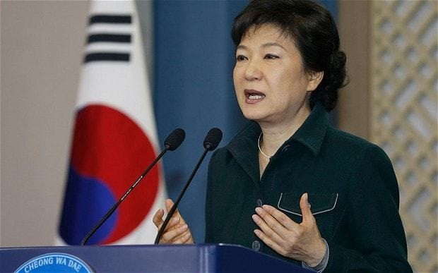 Korean president says talks with Japan would 'serve no purpose'