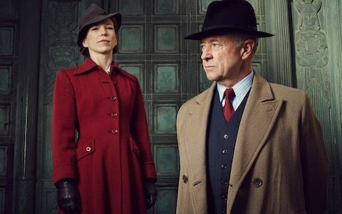 Foyle's War voted TV's most-missed show of the 21st century as top ten revealed