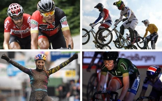 Cycling calendar for 2018: Key dates for the main events on road, track, cyclo-cross, mountain and BMX bikes