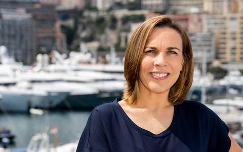 'I don't want to be the only woman here': Claire Williams will keep battling to upset Formula One's male-dominated world