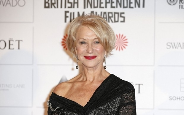 Helen Mirren's youthfulness is unobtainable: embrace being a woman instead