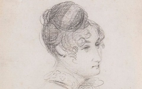 Constable portrait of his wife among three newly discovered works