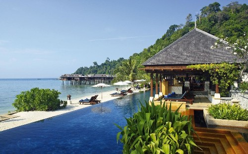 Four of the best hotels with spas