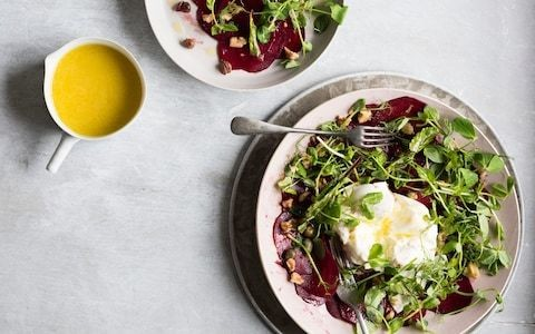 What to cook in a heatwave: the best salads, noodles and chilled soups