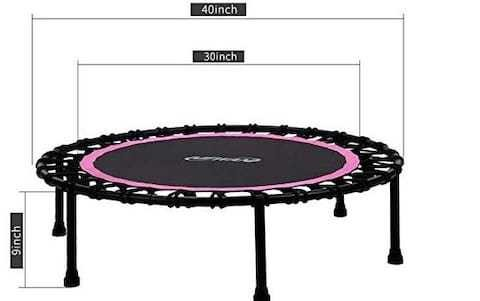 'Sexist' advert on Amazon claims women need help assembling trampolines