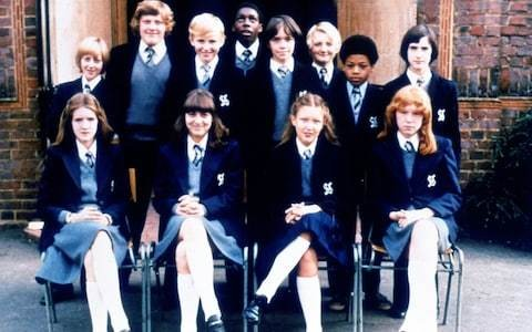 What kind of parents will the kids from Grange Hill make?