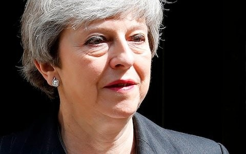 Tory MPs were already sick of Theresa May. Now they don't even turn up to hear her