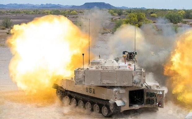 BAE Systems sets sights on cashing in on railgun research