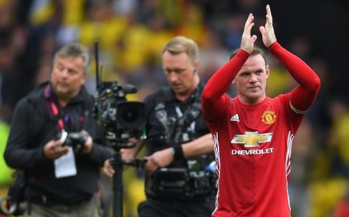 Manchester United captain Wayne Rooney is just no longer good enough