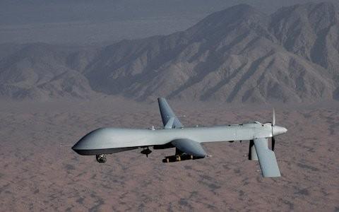 US drone strike 'kills 30 Afghan farmers'