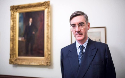 Tories to send more MPs to speak at UK universities to 'protect free speech' in wake of Jacob Rees-Mogg scuffle