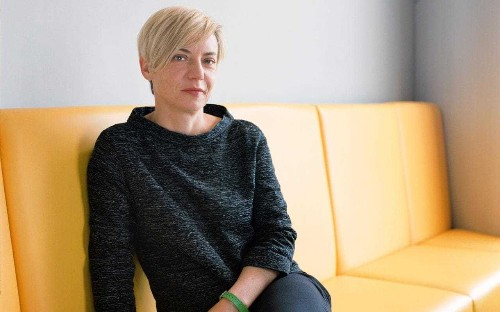 Miranda Sawyer: How I banished my mid-life blues and learned to live in the present