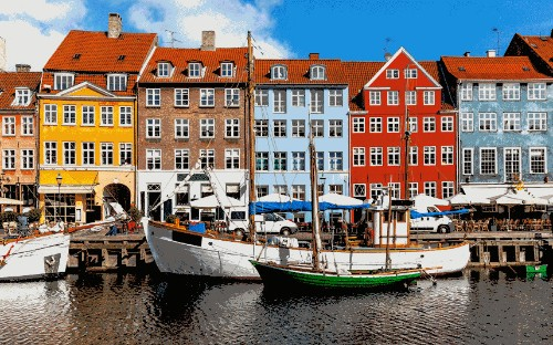 Denmark is the 'world's most connected country'