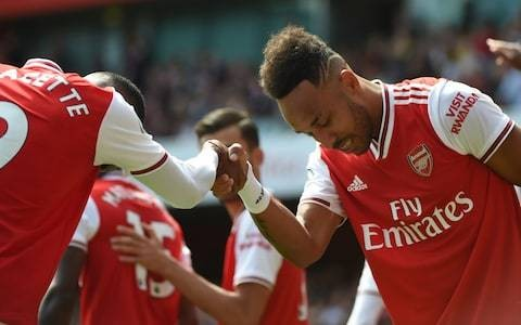 Arsenal devise complicated plan to keep Pierre-Emerick Aubameyang and reward him for sensational form