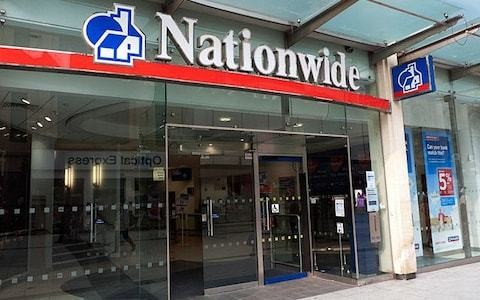 Nationwide boss defends pay and throws doubt on Tory plan for 'lifetime' mortgages