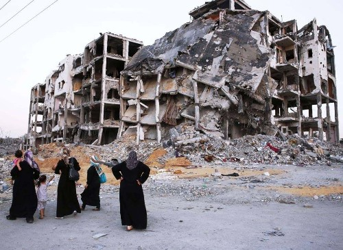 Islamic Relief turns down Gaza funds after Israeli ban