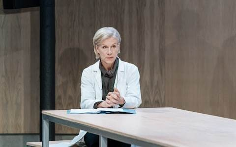 The Doctor, Almeida, review: Juliet Stevenson triumphs in this swansong from Britain's best director