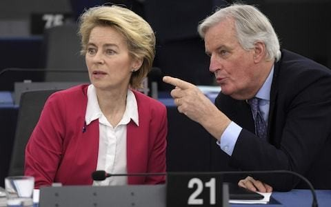 The divided EU still hasn't realised that the political realities have changed