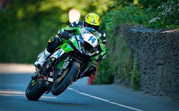 Isle of Man TT: the most dangerous thing you can do on two wheels?