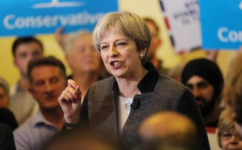 Theresa May 'facing Cabinet split over General Election 2017 tax plans'