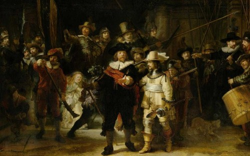 Charles Saatchi's Great Masterpieces: how The Night Watch helped lay Rembrandt low