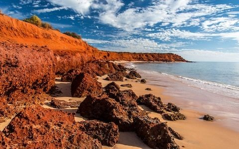 Exploring the Australian coastal wilderness where Blue Planet II was filmed