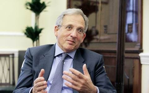 Ultra-low rates make the world economy more risky and less resilient, warns Bank of England Deputy Governor Sir Jon Cunliffe