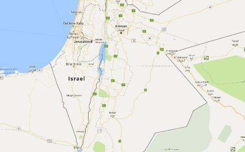 Google says Palestine was never on Google Maps after claims it had been 'airbrushed' away