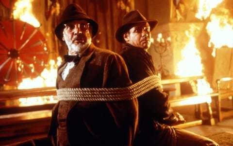 The Last Crusade at 30: how Sean Connery saved Indiana Jones from certain doom