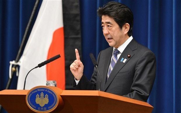 Japan upgrades growth outlook as 'Abenomics' revitalises economy