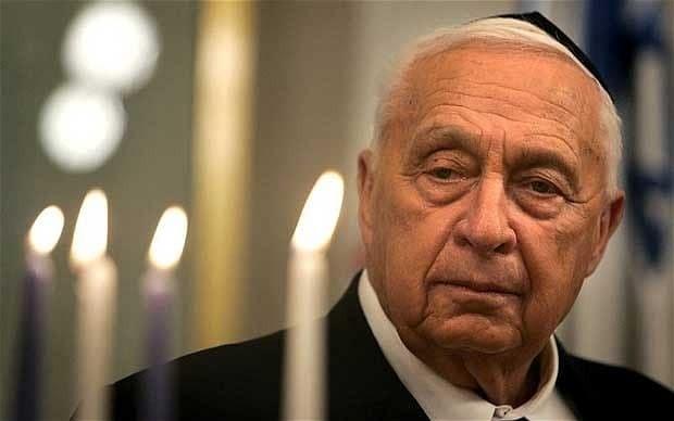 Ariel Sharon - obituary
