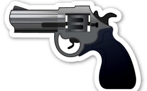Frenchman jailed for three months for sending ex-girlfriend gun emoji