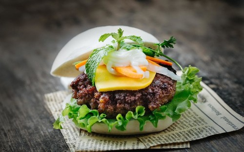 Best of both worlds? Introducing the bao burger