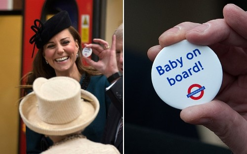 Royal baby: betting public convinced Kate Middleton will have a girl
