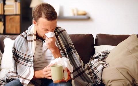 From man-flu to the manopause, why won't women give us blokes any sympathy when we're unwell?
