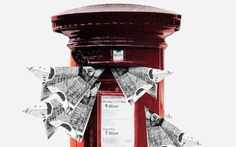 Market report: 'Fail' verdict sends Royal Mail plunging
