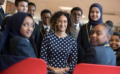 Britain's strictest school's first GCSE results are four times better than national average