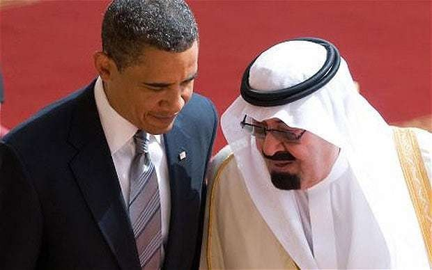 Saudi Arabia in diplomatic shift away from old ally US