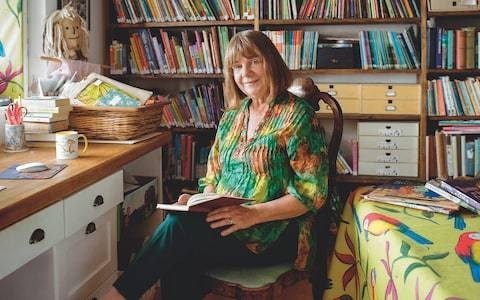 Gruffalo author Julia Donaldson: 'I tend not to read my books to my grandchildren'