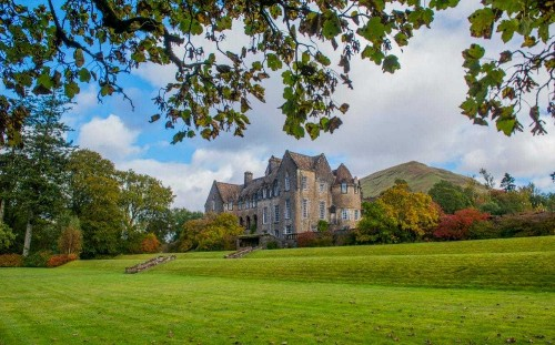 How the oyster saved the fortunes of Scottish estate Ardkinglas in Argyll