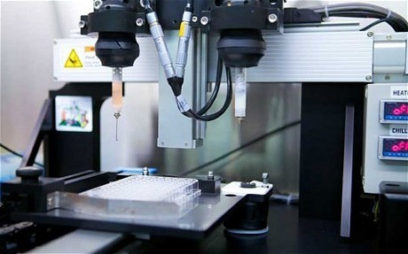 The next step: 3D printing the human body