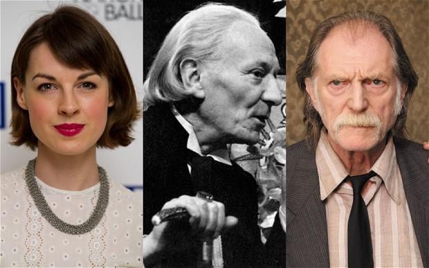 Doctor Who creation drama to star David Bradley and Jessica Raine