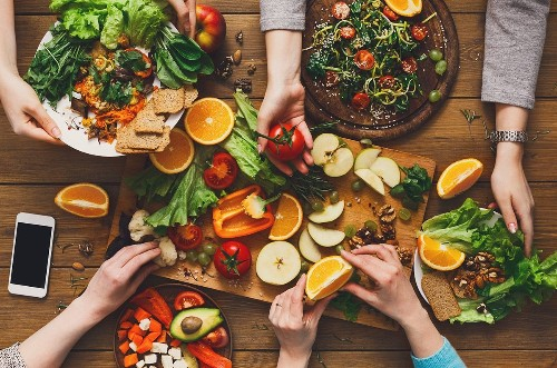 How vegan, vegetarian and gluten-free foods are changing search in 2019