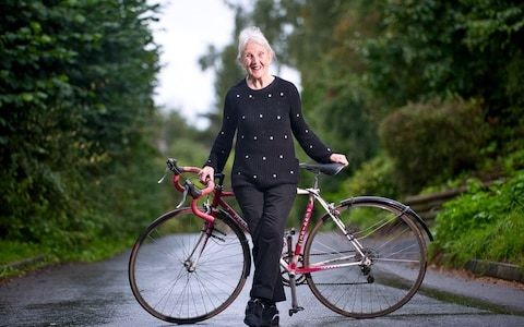 'Sod off, I'm passing you': Pioneering cyclist Eileen Cropper's amusing take on beating the men and fending off their advances