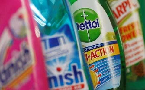 New Reckitt boss cuts sales guidance after 'disappointing' performance