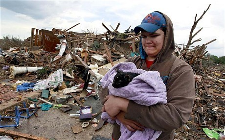 Oklahoma tornado: why it caused so much damage