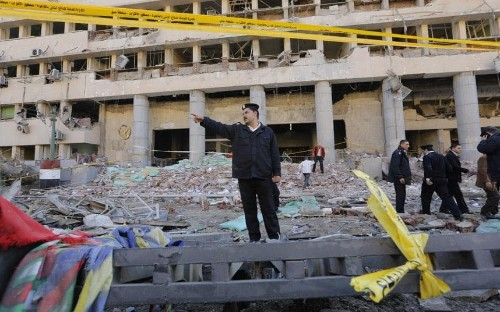 Egypt bomb another blow to tourism
