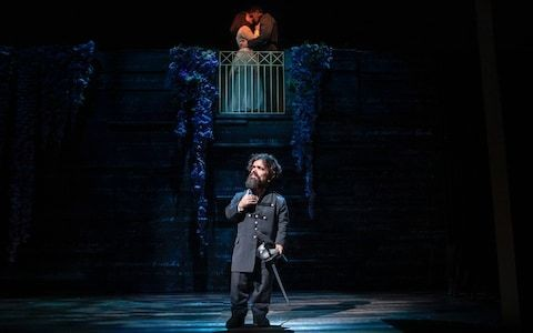 Cyrano review, Daryl Roth Theatre, New York: Peter Dinklage is on fine form, but will Game of Thrones fans fall for this ponderous production?